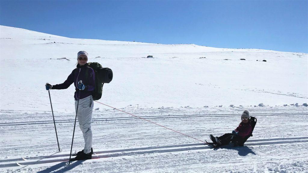 Skitur med Skeasy